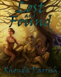 Lost and Found Cover Art Rhonda Parrish