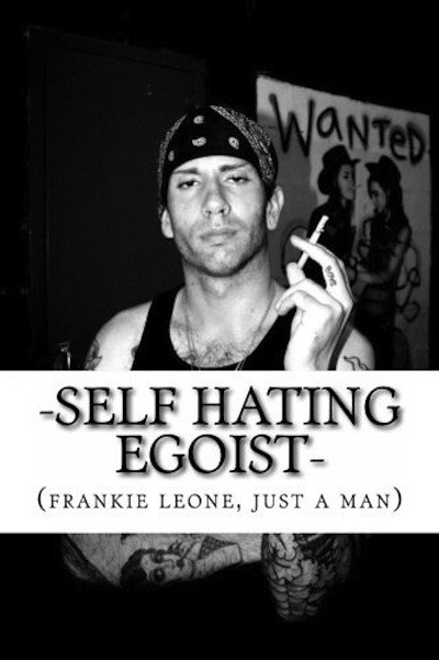 b.o.l.b., vol. 1 -self hating egoist- COVER